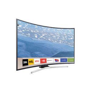 Samsung UE49KU6100 - Téléviseur 123 cm UHD 4K incurvé