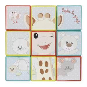 Image de Vulli Puzzle cubes empilables Sophie la girafe