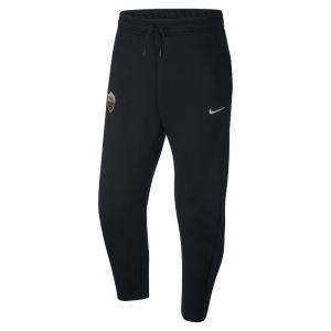 Nike Pantalon A.S. Roma Tech Fleece Homme - Noir - Taille S