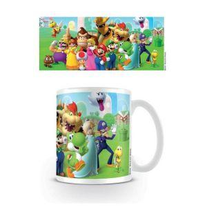 Mug Mushroom Kingdom Super Mario 300 ml