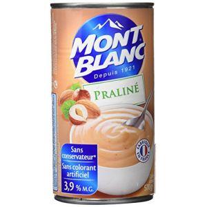 Mont Blanc Crème dessert Praliné - 570 g