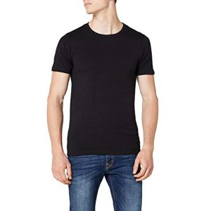 Jack & Jones Basic O-neck Regular Fit T-shirt Men black