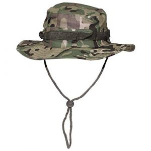 MFH US GI Chapeau de Brousse Boonie Hat (Operation Camo/XL)