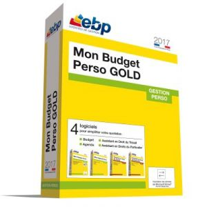 Mon Budget Perso GOLD 2017 [Windows]