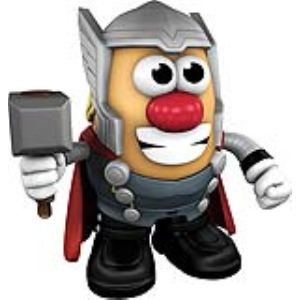Playskool Monsieur Patate Figurine Thor 15 cm