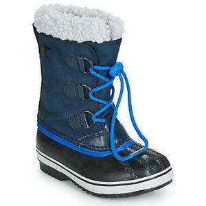 Sorel Bottes neige enfant YOOT PAC? NYLON bleu - Taille 36,37,38,39,32,33,34,35