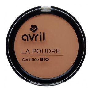 Avril Poudre compacte Cuivré Certifiée Bio