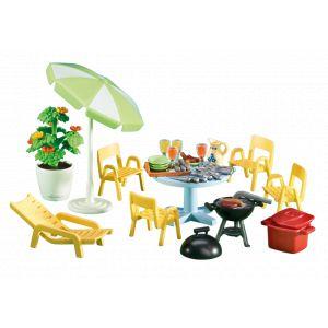 Playmobil 6451 - Aménagement pour jardin