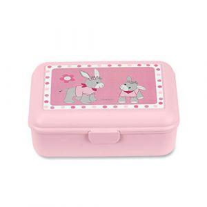 Sterntaler Boîte à pain Emmi Girl rose/rose vif