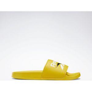 Reebok Claquettes Classic Claquette Classic jaune - Taille 39,42,43,40 1/2,47,37 1/2,44 1/2,45 1/2