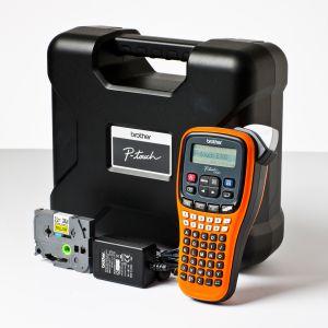 Brother PT-E100VP - Etiqueteuse industrielle portable