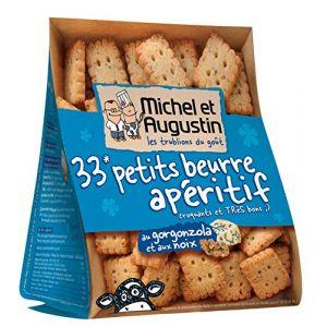 Michel et augustin 33 Petits Beurre Apéritif au Gorgonzola/Noix 100 g