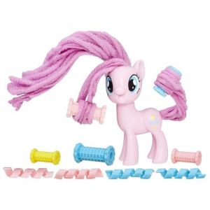 Hasbro My Little Pony Pinkie Pie Coiffure tendance