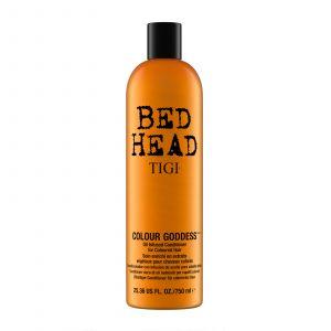 Tigi Bed Head Colour Goddess' Oil Infused Shampoo for Coloured Hair 750ml