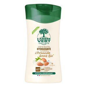 L'Arbre Vert Crème douche hydratante aux extraits d'Amande douce Bio