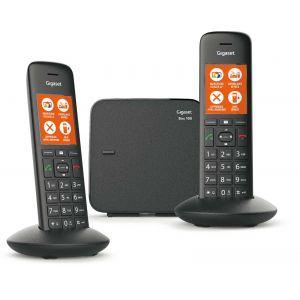 Gigaset C570 Duo - Téléphone sans fil