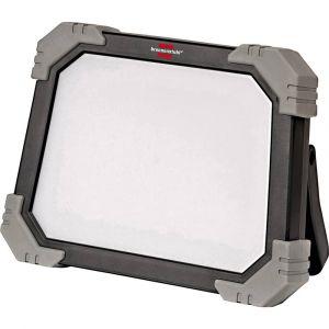Brennenstuhl Lampe de travail LED sur batterie 1171570 noir, gris LED intégrée