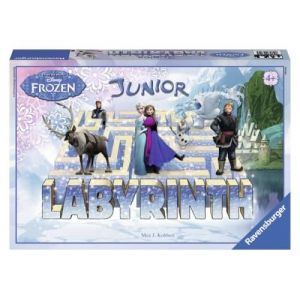 Ravensburger Labyrinth Junior La Reine des Neiges