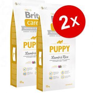 Brit Care Puppy All Breed agneau, riz pour chiot - 12 kg