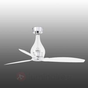 Faro Mini-Eterfan - Ventilateur de plafond design 3 pales