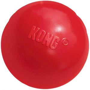 Kong ball 7 cm Large rouge pour chien