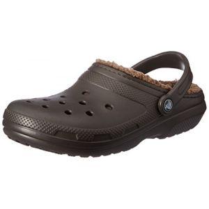 Crocs Classic Lined - Sandales - marron Sandales Loisir