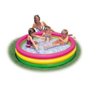 Intex Piscinette gonflable Sunset glow