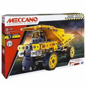 Meccano 6042093 - Camion benne