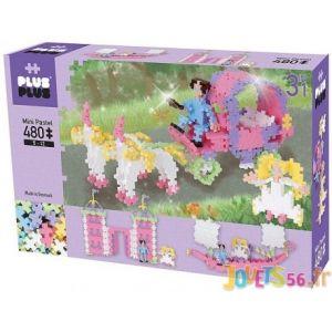 Plus Plus Pack mini pastel princesse 480 pièces