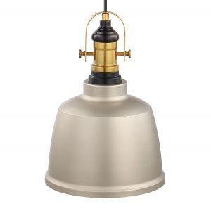 Eglo Lampe suspendue GILWELL Champagne 49686