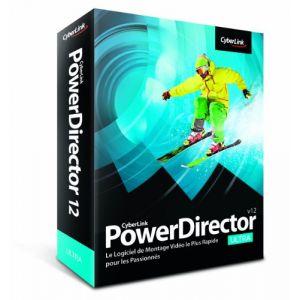 PowerDirector 12 Ultra [Windows]