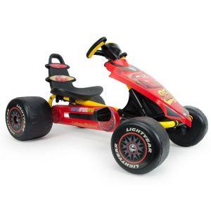 Injusa Kart à pédales Cars