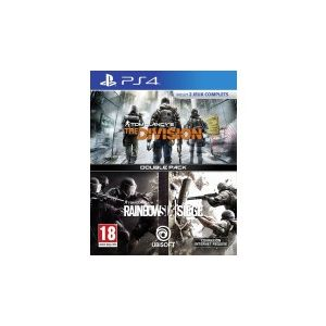 Compil Rainbow Six Siege + The Division [PS4]