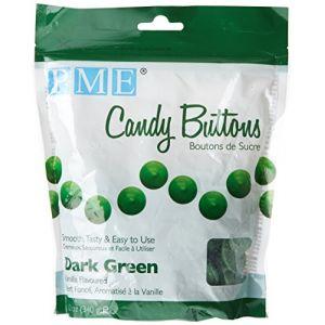 Image de PME Candy Melts Vert Foncé 340 g