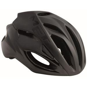 Met Rivale - Casque de cyclisme taille 52-56 cm - S, noir