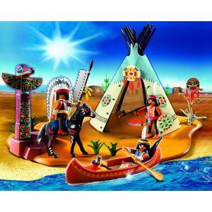 Playmobil 4012 - Superset Campement des Indiens