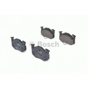 Bosch 4 plaquettes de frein 0986460970