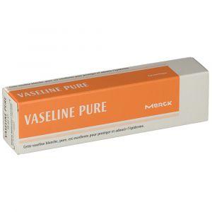 Merck Vaseline Pure monot protège et adoucit