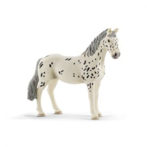 Schleich Jument Knabstrupper Horse Club Figurine, 13910, Multicolore