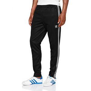 Adidas Beckenbauer Tp pantalon de survêtement Hommes noir T. S