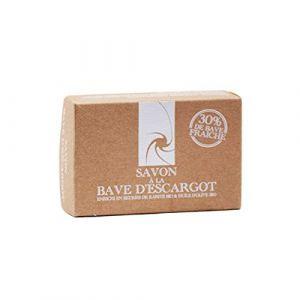 Dr. Theiss Savon à la Bave d'Escargot Beurre de Karité et Huile d'Olive Bio - 125 g