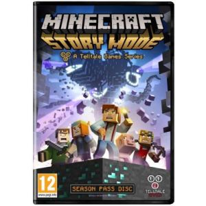 Minecraft : Story Mode [PC]