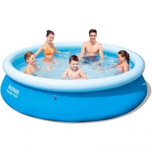 Bestway Fast Set - Piscine gonflable ronde (305 cm)