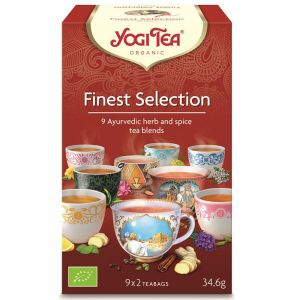 Yogi Tea Finest Selection, 18 sachets