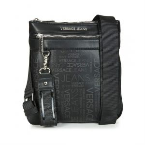 Versace Jeans Linea Logo All Over Dis 5, Sac bandoulière