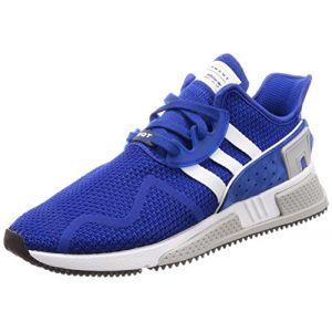 Adidas EQT Cushion ADV, Chaussures de Fitness Homme, Bleu (Reauni/Ftwbla/Balcri 000), 44 2/3 EU