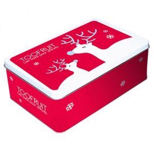 Toofruit Coffret indispensables enfants : 1 Shampooing légèreté à la pomme 200ml + 1 Déodorant 50ml + 1 Bisou doux 10ml