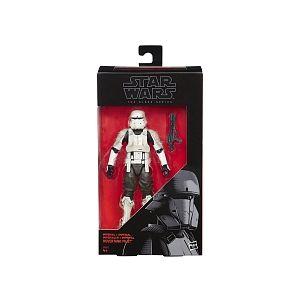 Hasbro Figurine Star Wars Black Collector Pilote Rhino Trooper