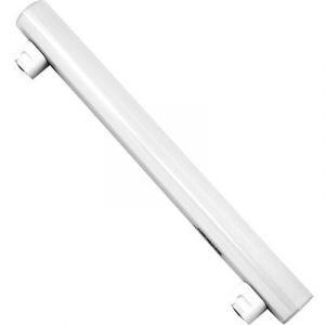 LightMe Ampoule LED S14s LM85121 en forme de tube 5 W blanc chaud (Ø x L) 30 mm x 300 mm EEC: A+ 1 pc(s)