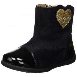 Geox Boots enfant B KAYTAN Noir - Taille 18,21
